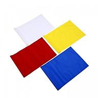 Lá cờ golf vải có cán nhựa thumbnail