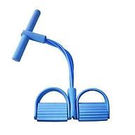 Dây kéo đàn hồi 4 ống cao su tập thể dục ( Màu Ngẫu Nhiên ) thumbnail