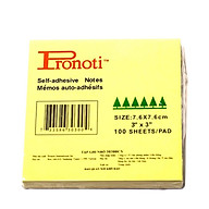 Giấy nhớ Pronoti 3x3 thumbnail