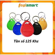 [Set 10 thẻ] Thẻ từ RFID 125 Khz - 13.56 Mhz (loại móc khóa) - Togismart TTM - HÀNG NHẬP KHẨU thumbnail