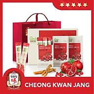 Nước Hồng Sâm Goodbase Lựu KGC Cheong Kwan Jang (10ml x 30 gói) - Nước Sâm Pha Vị Trái Cây, Sâm Hàn Quốc thumbnail