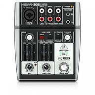 Mixer 3 cổng Behringer XENYX 302USB - Hàng Nhập Khẩu thumbnail