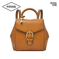Balo nữ nhỏ thời trang Fossil Liv Mini Backpack ZB1352231- màu nâu thumbnail