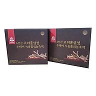 Cao Hồng Sâm Nhung Hươu Goryo 2 Lọ thumbnail