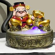 Thác Nước Phong Thủy Thần Tài Chiêu Tài Tiến Bảo thumbnail