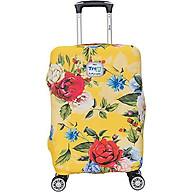 Áo Trùm Vali Thun 4 Chiều Trip Yellow Spring ATHVYS thumbnail