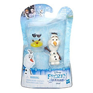 Người tuyết Olaf mini DISNEY PRINCESS C1097 C1096 thumbnail