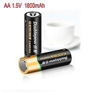 Pin tiểu AA (1 viên) Alkaline 1800mah cao cấp cho thiết bị điện tử thumbnail