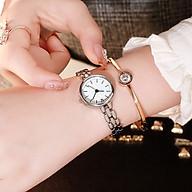 Đồng hồ thời trang nữ dây kim loại sang trọng SC469 thumbnail
