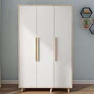 Tủ quần áo bằng gỗ có 3 cánh, tủ quần áo TUR034 thumbnail
