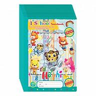 Lốc 10 Tập (vở) 4 Ô Ly 1st School KLONG 48 trang MS 039 thumbnail