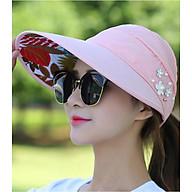 Mũ rộng vành chống nắng thời trang thumbnail