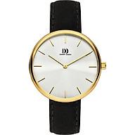 Đồng hồ Nữ Danish Design dây da 39mm - IQ15Q1243 thumbnail