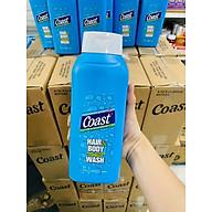 Sữa Tắm Gội Coast Classic Scent Dành Cho Nam 946ml thumbnail