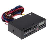 5.25 USB3.0 E-SATA Tất Cả Trong 1 Phương Tiện Truyền Thông Bảng Đồng Hồ Mặt Trước Đầu Đọc Thẻ Đa Năng thumbnail
