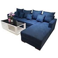 Ghế Sofa Hiện Đại Phòng Khách - Bộ Salon Bọc Vải Hàn Quốc - Sản Xuất Theo Tiêu Chuẩn Xuất Khẩu thumbnail