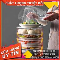 Lồng Bàn Giữ Nhiệt Cao CấpAn Toàn Với Sức KhỏeGiúp Bữa Ăn Ngon Miệng Hơn thumbnail