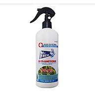 Xịt rửa tay kháng khuẩn đa năng Mr.Fresh 500ml thumbnail