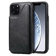 Bao da dành cho Iphone 11 - 6.1 Inch kiêm ví tiền đựng thẻ, card cầm tay siêu tiện lợi thumbnail
