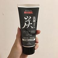 Dr.Morita Đài Loan - Sữa rữa mặt than đen giúp se khít lỗ chân lông 150g thumbnail