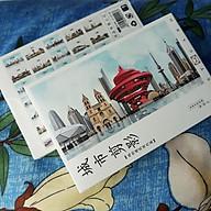 Hộp 36 Post Card Chủ Đề Kỳ Quan Hiện Đại (9.3 x 14.3cm) thumbnail