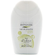 Sữa tắm chiết xuất Olive Byphasse 500ml thumbnail