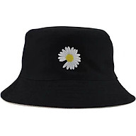 Nón bucket hoa cúc, mũ tai bèo thêu hoa cúc hot hit thumbnail