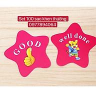 Set 100 sao khen thưởng giáo cụ đồ dùng dạy học hấp dẫn thumbnail