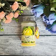 Nến thơm lọ thủy tinh ngọc lan không khói Ecolife - Aroma Candles Ylang Ylang Jar thumbnail
