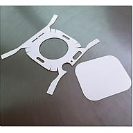 Tấm dán PPF Full mặt và body nhám 360 Thế hệ mới dành cho Apple Watch Series 2 3 4 5 - Hàng chính hãng thumbnail