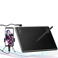 Bảng Vẽ Điện Tử H430P 4x3 inch Kết Nối Điện Thoại Android, PC, Laptop thumbnail