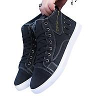 Giày thể thao nam cổ cao thời trang PETTINO - KS02 thumbnail