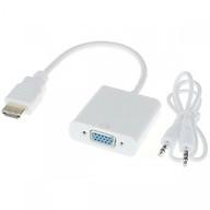 Cáp chuyển tín hiệu HDMI To VGA + AV thumbnail