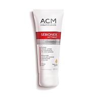 Kem dưỡng ngăn ngừa mụn che khuyết điểm ACM Sebionex Actimat Light Tint Anti-Imperfection Skincare 40ml thumbnail