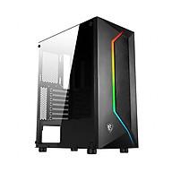 Vỏ Case máy tính MSI MAG VAMPIRIC 100L - Hàng Chính Hãng thumbnail