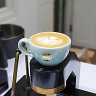 Ly cà phê bằng sứ cao cấp Artisan 300ml Latte Mug & Saucer Jade Green - Chính hãng Brewista thumbnail