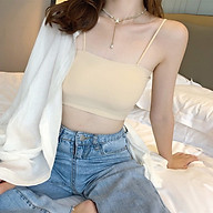 Áo bra 2 dây đúc lạnh có đệm thumbnail