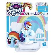 Đồ Chơi Búp Bê MY LITTLE PONY Ngựa Thiên Thần Rainbow Dash E0681 E0168 thumbnail
