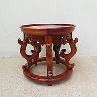 Đôn kệ gỗ hương ( dành kê đôn tượng, đôn đèn, đôn đỉnh đồng các loại) thumbnail