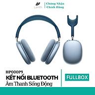 Tai nghe chụp tai bluetooth Lanith chống ồn Air Max P9 Dễ dàng kết nối với tất cả các hệ điều hành Hàng nhập khẩu - HP000P9 thumbnail