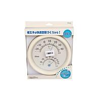 Nhiệt ẩm kế cao cấp TT-513 Nhật Bản, đo nhiệt độ phòng, độ ẩm không khí- sản phẩm cần thiết trong mỗi gia đình thumbnail