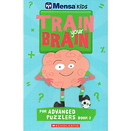 Mensa Train Your Brain Advanced Puzzles Book 2 thumbnail