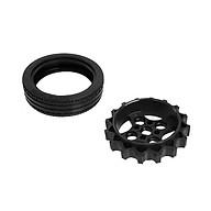 ROBOTIS TB3 Wheel Tire Set-ISW-01 (2ea)- Hàng nhập khẩu thumbnail