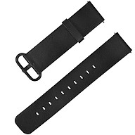 Follure Leather Classic Replacement Watch Band Wristband For Xiaomi Mijia Quartz Watch thumbnail