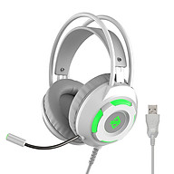 Ajazz AX120 - 7.1 Channel Stereo Gaming Headset Noise Cancelling Over Ear Headphones with Mic Bass Surround Soft Memory thumbnail