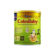 Sữa bột ColosBaby Gold 1+ 546g (Dạng Gói Tiện Lợi) thumbnail