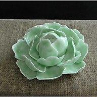 Hoa gốm cao cấp cắm nhang trầm hoặc để trầm nụ DDT23 thumbnail