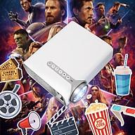 Máy Chiếu Mini Xem Phim Giải Trí Độ Phân Giải Full HD 1080P YG530 Ver 3 S+ Bảo Hành 12 Tháng & Tặng Dây HDMI - Hàng chính hãng thumbnail