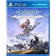 Đĩa Game Ps4 Horizon Zero Dawn Complete Edition - Hàng Nhập Khẩu thumbnail