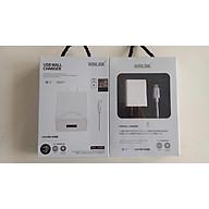 Bộ củ sạc và dây sạc Micro USB dùng cho diên thoại Androi - Bộ sạc nhanh Winlink WL-16M thumbnail